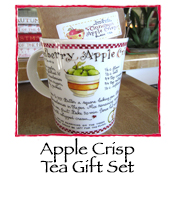 Apple Crisp Tea Gift Set