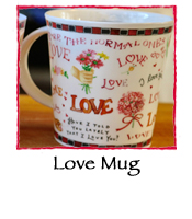 Love Mug by Susan Branch