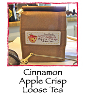 Cinnamon Apple Crisp Black Tea