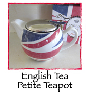 English Tea Petite Teapot