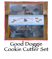 Good Doggie Cookie Cutter Set