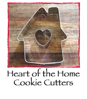 Heart of the Home Cookie Cutters