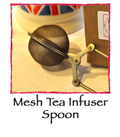Mesh Tea Infuser Spoon