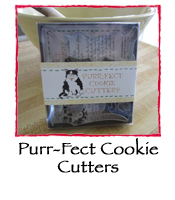 Purr-Fect Cookie Cutters