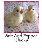 Salt And Pepper Chicks
