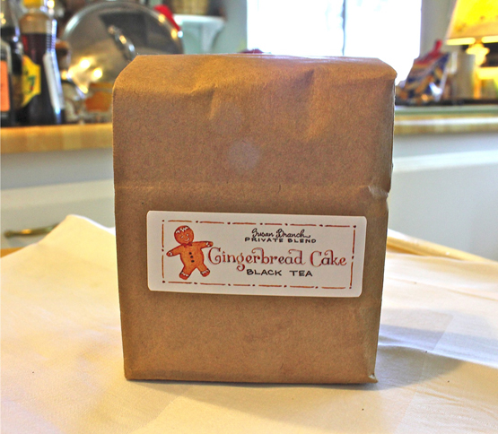 Gingerbread Cake Black Tea