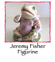 Mr. Jeremy Fisher Figurine