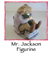 Mr. Jackson Figurine