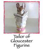 Tailor of Gloucester Figurine