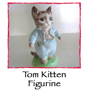 Tom Kitten Figurine