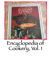 Encyclopedia of Cookery Vol. 1