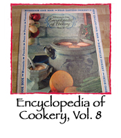 Encyclopedia of Cookery Vol. 8